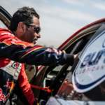 Nasser Al-Attiyah showed another strong performance during the sixth stage of the 2019 Dakar Rally