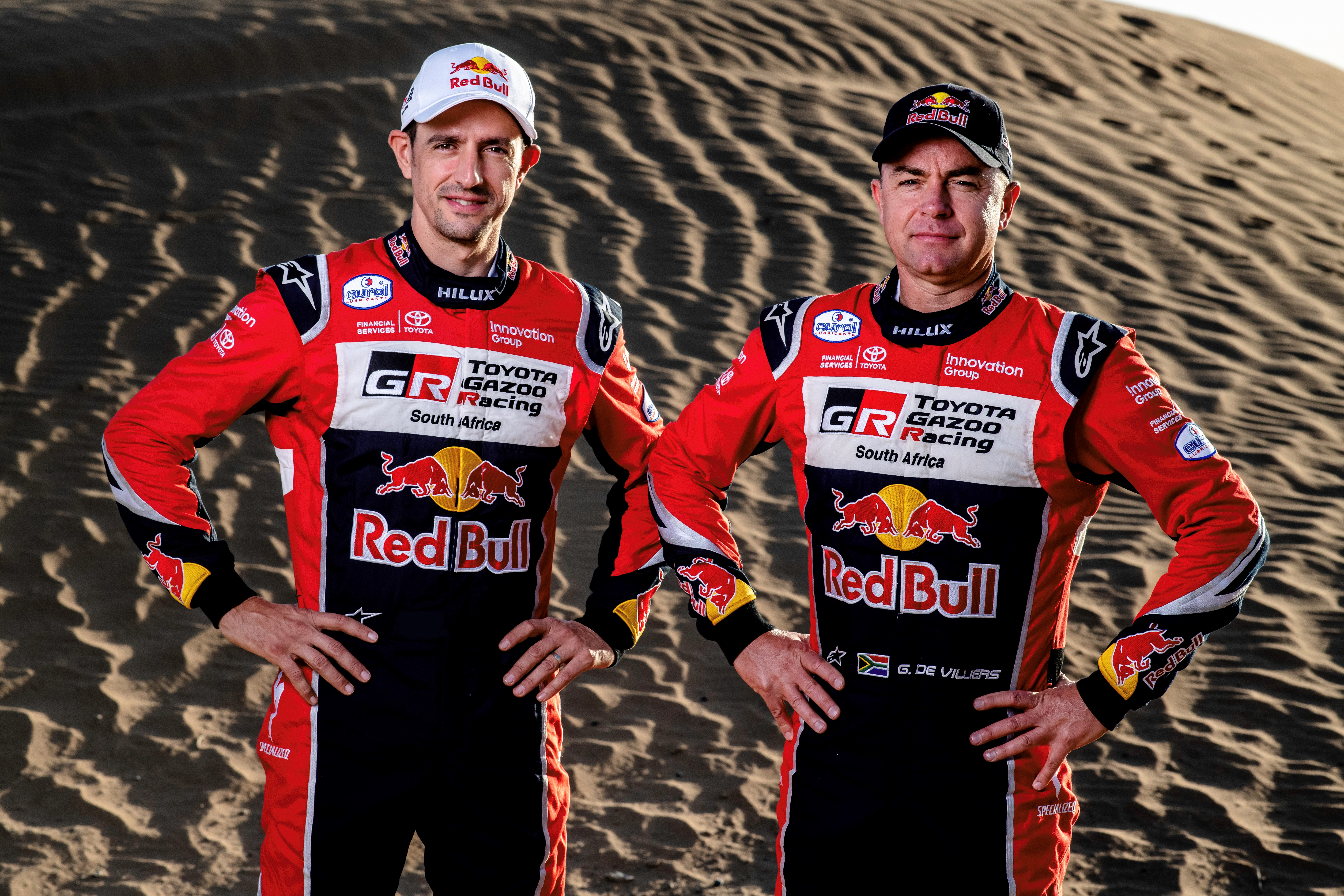 Toyota Gazoo Racing Announces 2020 Dakar Rally Team Eurol B V
