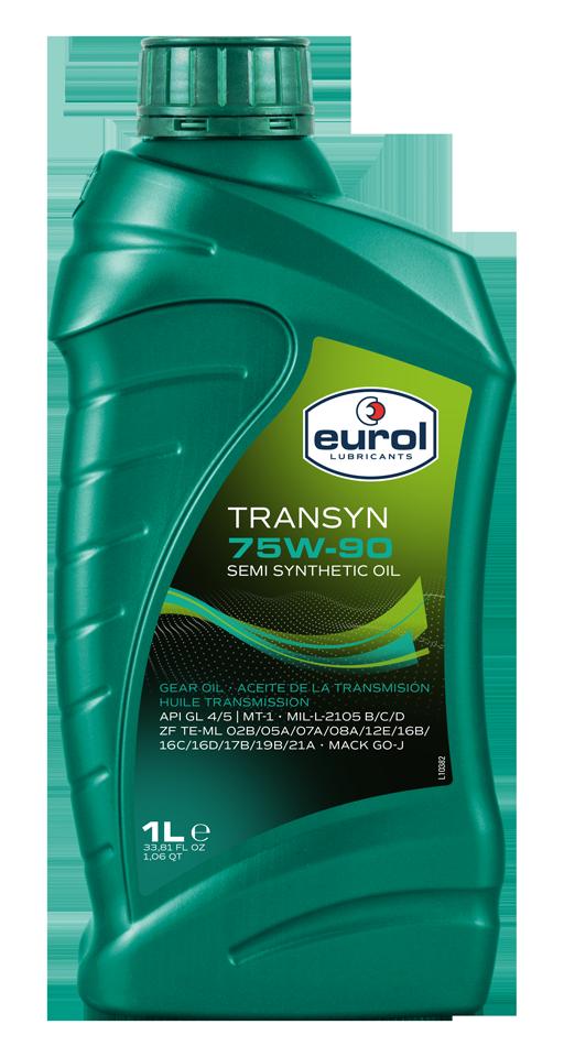 Eurol Transyn 75W-90 GL 4/5 | Eurol B V