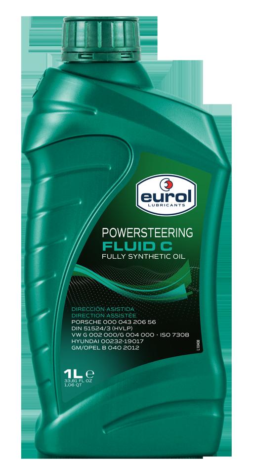 Eurol Powersteering fluid C | Eurol B V