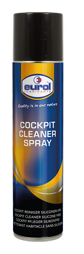 Eurol Cockpit Cleaner Spray 400ML