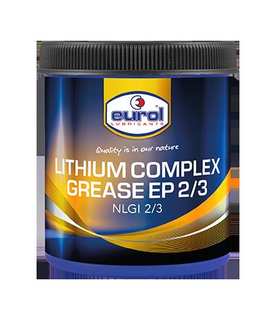 Eurol Lithium Complex Grease EP 2/3 | Eurol B V